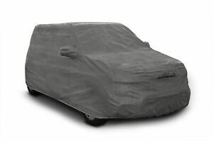 Coverking Mosom Plus All Weather Tailored Car Cover for Kia Soul - 5 Layers