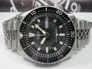 ORIGINAL RARE SEIKO SCUBA DIVERS  7S26-0020 SKX399 AUTO MEN'S WATCH SN. 710583.