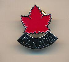 TEAM CANADA 2002 ALTERNATE LOGO PIN