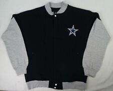 Dallas Cowboys NFL Men's Full-Zip Snap Up Jacket