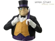 Penguin Bust Bank DC Comics Money Box FAST N FREE DELIVERY
