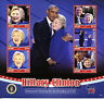 Guyana 2016 MNH Hillary Clinton 6v M/S Barack Obama US Presidents Stamps