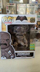 """Funko 6"""" Pop Vinyl - Batman v Superman #129 Doomsday SDCC 2016 Exclusive"""