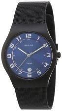 Titanium Strap Casual BERING Wristwatches