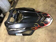Yamaha RX1 warrior rage vector nytro 03 04 05 06 Black hood cowl