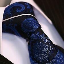 Binder de Luxe Designer Krawatte Einstecktuch Krawatten Set Tie 133 rot 2 tlg