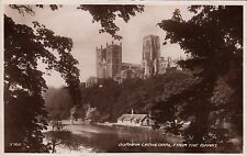 Durham Cathedral from the banks