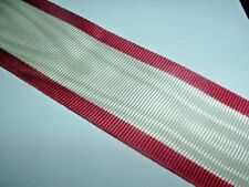 MEDAL RIBBON-GOOD QUALITY JAPAN/JAPANESE ORDER OF THE RISING SUN