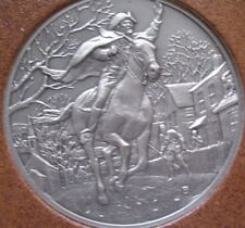 HISTORY OF COLONIAL AMERICA 46. Paul Revere's Ride - 1775