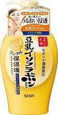 ☀ Sana Nameraka Soy Isoflavone Wrinkle Ageing Skin Care Moisture Liquid 230ml ☀