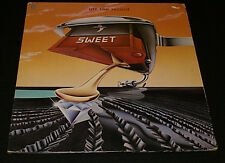 Sweet Off The Record Capitol Records ‎ STAO-11636 LP 1st Press Out Of Print