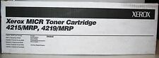 XEROX MICR BLACK TONER CARTRIDGE 106R68 GENUINE sealed