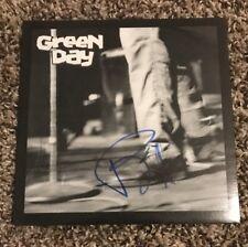 BILLIE JOE ARMSTRONG Signed GREEN DAY MINI Album Vinyl JSA/COA
