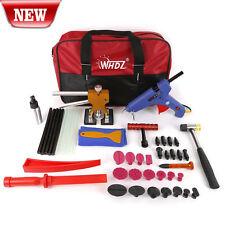 PDR Dent Lifter Paintless Hail Repair Kits Slide Hammer Puller Tabs Glue Gun Set
