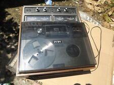 Vintage Akai GX-280D-SS 4 Channel Stereo Tape Deck Reel to Reel Recorder