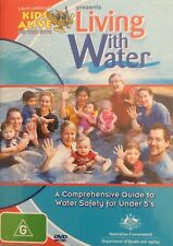 Living With Water DVD Swimming Safety for Children Under 5 Learn to Swim R4