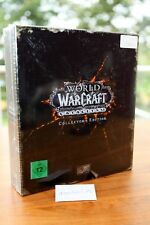 World Of WarCraft - Collector's Edition (PC/Mac, 2005, Eurobox)
