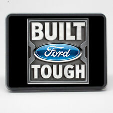 """Built Ford Tough Tow Cover 2 inch (2"""") Trailer Hitch Cover Plug, Tow Hitch Cover"""