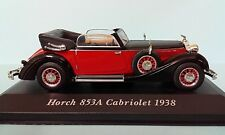 HORCH 853 A y MAYBACH DS8 de IXO/ALTAYA en perfecto estado