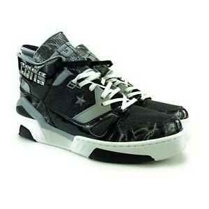 Converse Men's ERX 260 X Don C Mid Black Wolf Grey White Shoes 163780C Size 12