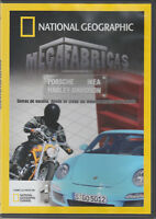 *National Geographic: Megafabricas Vol. 1 (DVD)