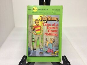 Fudge Ser.: Tales of a Fourth Grade Nothing by Judy Blume (1984, Paperback)