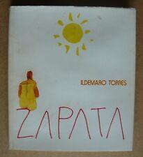 Zapata. Ildemaro Torres. Concejo municipal del distrito federal 1979.