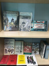 Job Lot Collection of London Related Books, Great Lot with a Good Range