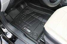 Front Row Black Floor Mats for a 2015 - 2018 Ford Mustang