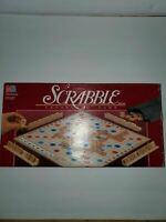 Vintage  1989 Scrabble Board Game Milton Bradley preowned