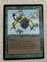 Killer Bees LP 1994 Legends Original Mtg Magic the Gathering