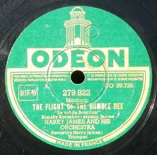 Harry James Carnaval of Venice & The Flight... 78 trs / 78 RPM 10'' NM