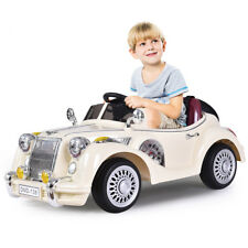 12V Kids Ride On Car RC Battery Powered Classic Toy Car w/MP3 Christmas Gift New