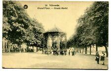 CPA - Carte Postale - Belgique - Vilvorde - Grand Place - 1922 ( SV5464 )