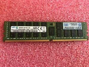 HP 32GB / 774175-001 752370-091 32GB DDR4-2133 Registered ECC Memory Proliant G9