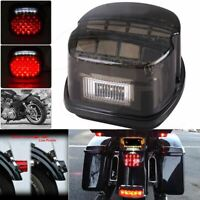 LED Tail Light Indicator Brake For Harley Road King Electra Glide Softail Dyna
