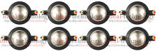 8PCS/LOT Replacement For Mackie SA-1521 SR-1522 Diaphragm Tweeter Horn Driver