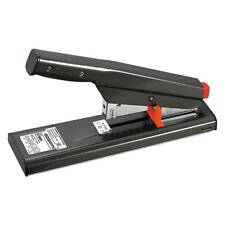 Bostitch Antimicrobial 130-Sheet Heavy-Duty Stapler 130-Sheet Capacity Black