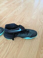 promo code 214c5 eb1d1 Nike Kyrie 2 Kyrie-Oke Black Teal US Size 11