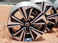 "4 x 2018 Honda Civic VTI-L 17"" inch x 7 Alloy 5 stud rims/wheels"