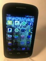 Alcatel One Touch Pop C1 4015x Bluish Black (Unlocked) Smartphone