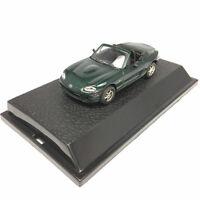 1:43 Mazda MX-5 Cabrio Die Cast Modellauto Auto Spielzeug Model Sammlung Grün