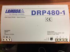 LAMBDA DRP480-1 24VDC 20A 480W Alimentatore