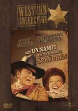 Mit Dynamit und frommen Sprüchen DVD John Wayne, Western Collection