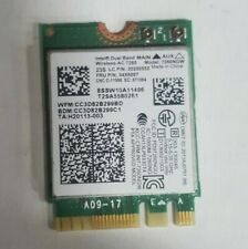 Lenovo ThinkPad Wireless WiFi Network Card 7260NGW 04X6007 20200552
