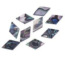 Inlay Material Paua Abalone Shell Diamond Inlays Guitar Mandolin Banjo Of 10