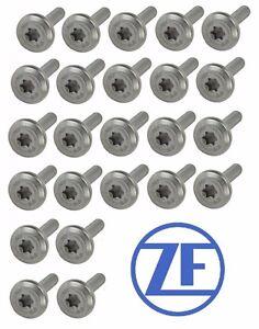 OEM ZF Automatic Transmission Oil Pan Bolts for BMW E82 E88 E60 E63 E65 E70 E71