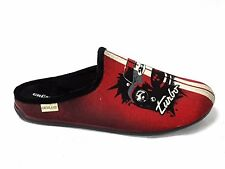 Grunland pantofola uomo ormi ci2214 rosso n°40