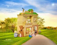 Sylvanian Families Calico Critters St. John's School