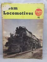 Steam Locomotives published by Trains & Travel Magazine 1953